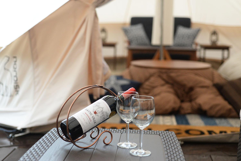 平成から令和へワインを飲みながら語ろう!